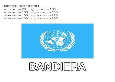 Bandiera ONU
