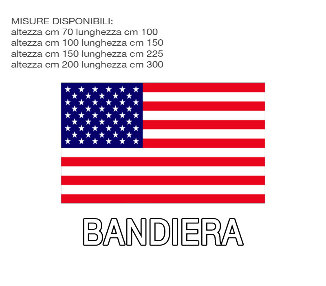 Bandiera USA
