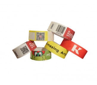 Tyvek Wirstband art. 2004 - with your logo