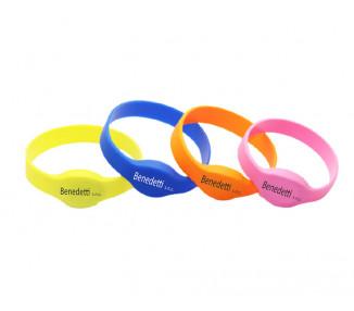 Braccialetti RFID/NFC in silicone