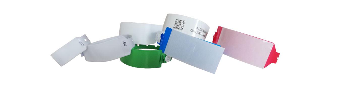 Hospital use wristband